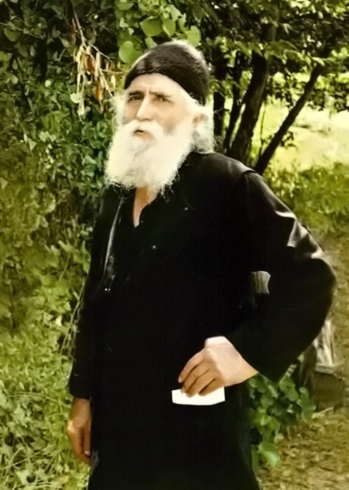 Words and stories of elder Paisios (IV)