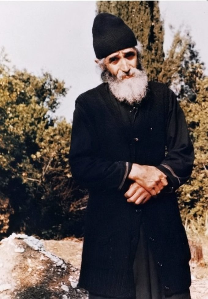 Words and stories of elder Paisios (V)