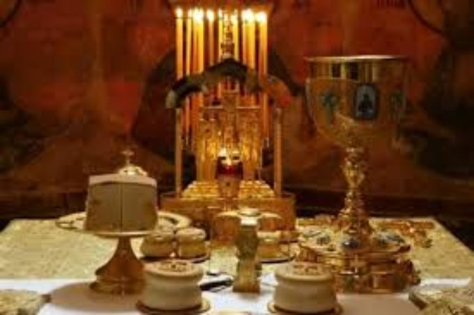 About the Divine Liturgy